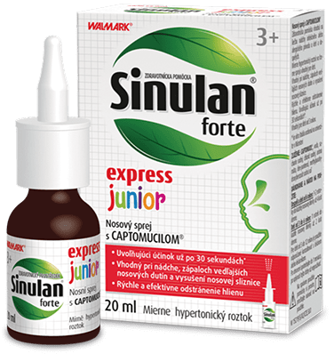 Sinulan forte express junior